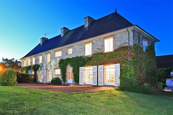 Camping Château de Galinée, votre location de mobil-home près de Lancieux !