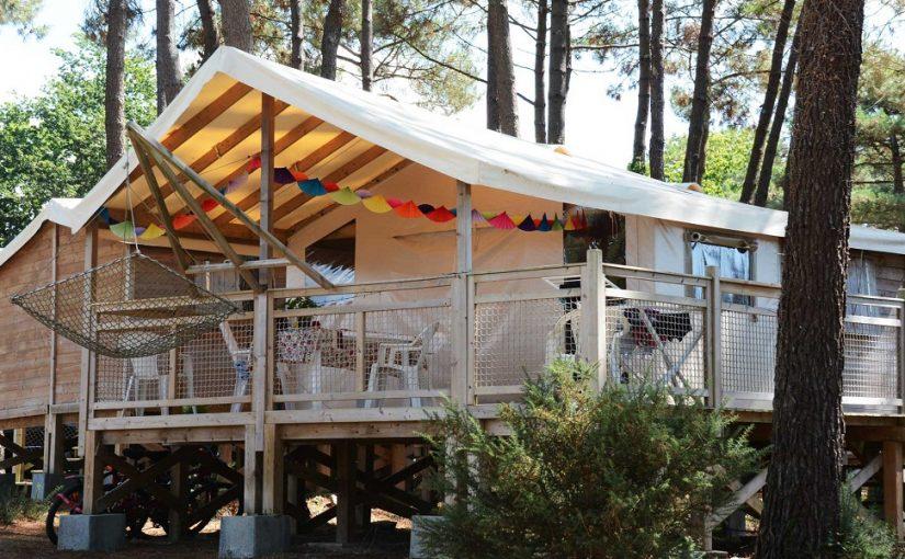 Quels sont les hébergements les plus insolites que vous pouvez trouver dans un camping ?