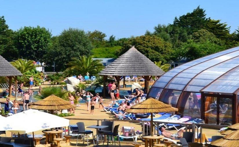 Quels sont les plus beaux campings avec parc aquatique en Bretagne ?