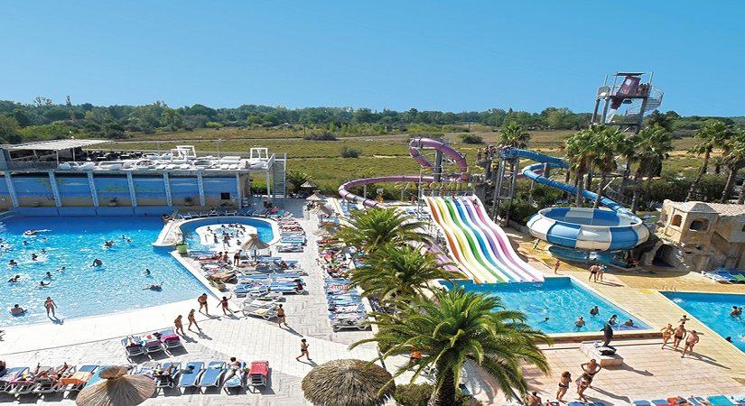 Le Cap d'Agde abrite des campings bien situés