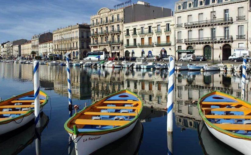Sète : la destination parfaite quand on aime les loisirs aquatiques