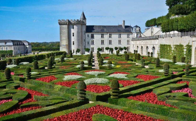 Le Château de Villandry : un monument qui a traversé les époques
