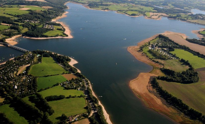 Le Lac de Pareloup : l'endroit parfait pour vous ressourcer en famille