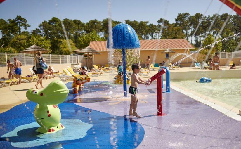 Camping à Seignosse avec piscine : notre top 4