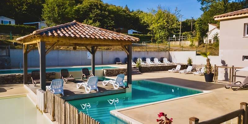 Top 3 des campings en Ardèche sud
